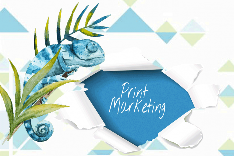 Print marketing : Marketing agency specialized for businesses